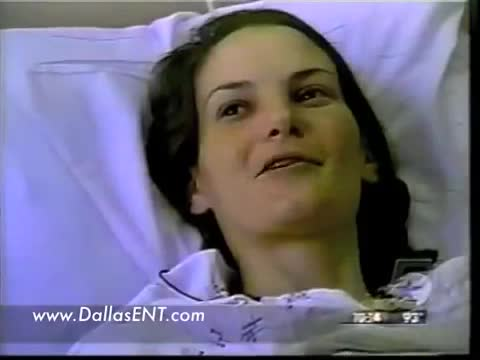 NBC KXAS 5 - Laser Sinus Surgery for Allergies