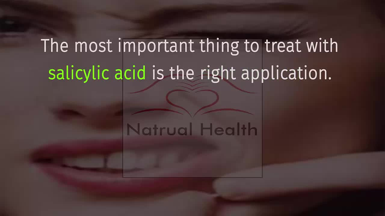 What Does Salicylic acid Do For Acne | Salicylic acid as The Best Remedy For Acne