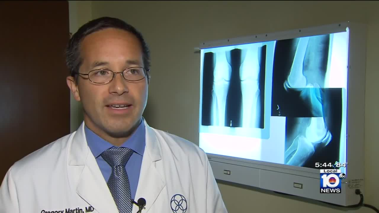 Knee Pain Relief Without Surgery – WPLG ABC Miami Healthcast