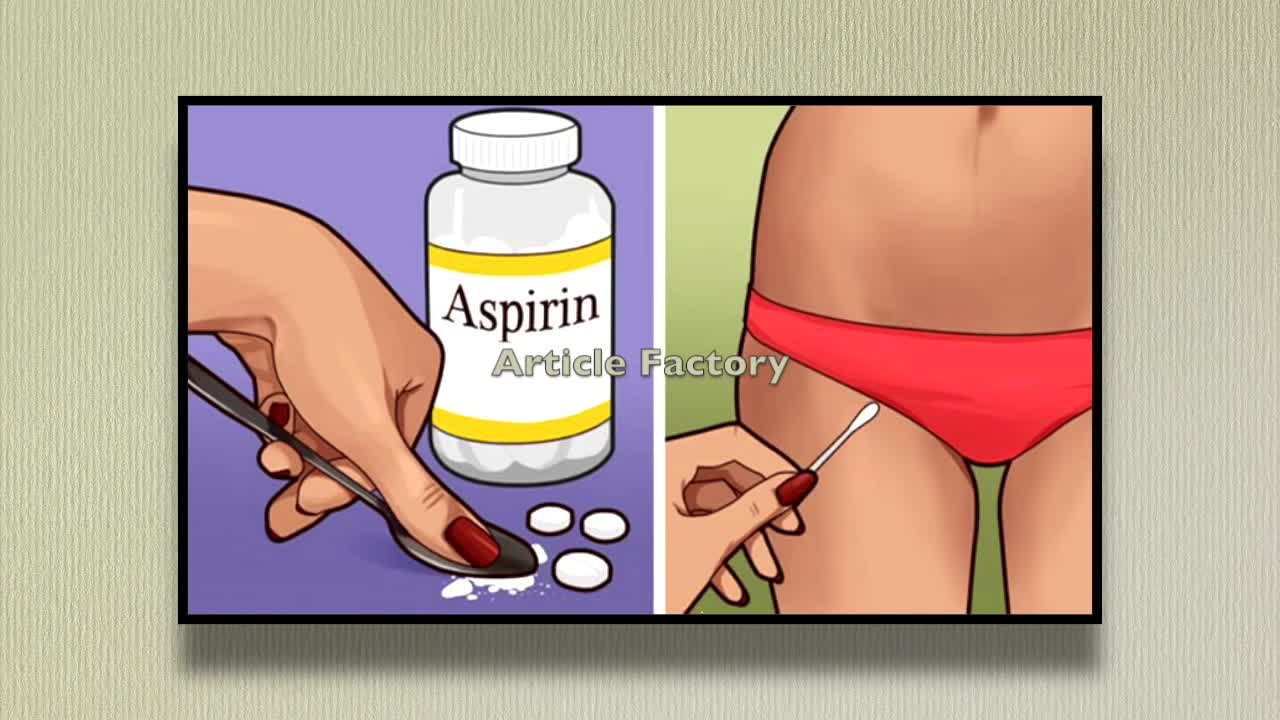 Amazing Top 9 Uses For Aspirin | That You Probably Didn't Know!