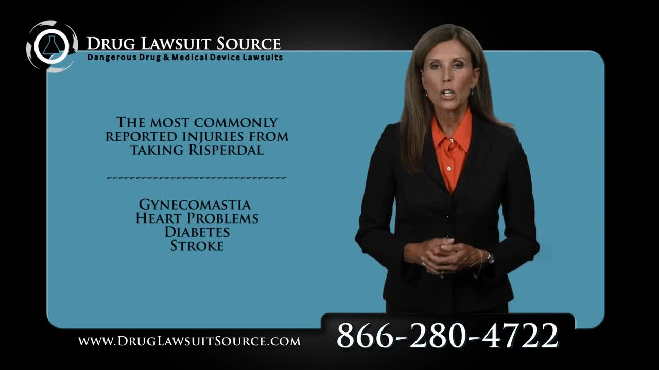 Risperdal Lawsuits: Male Breast Growth - Settlements & Claims