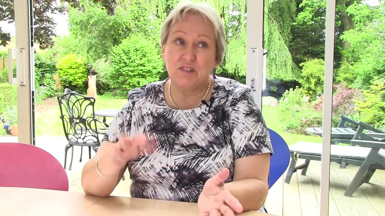 High Grade Diffuse large B-cell Lymphoma: Carole's story