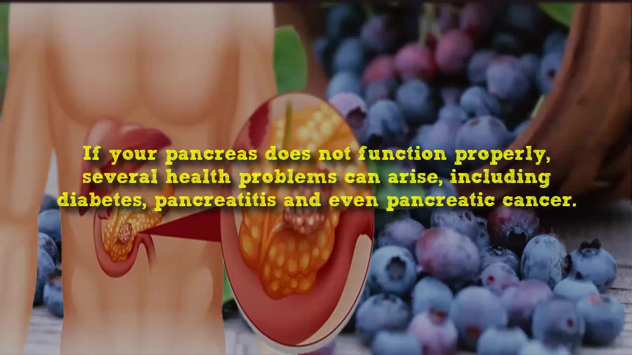 Surprising Foods to Heal Your Pancreas | How to cure pancreas problem  naturally.