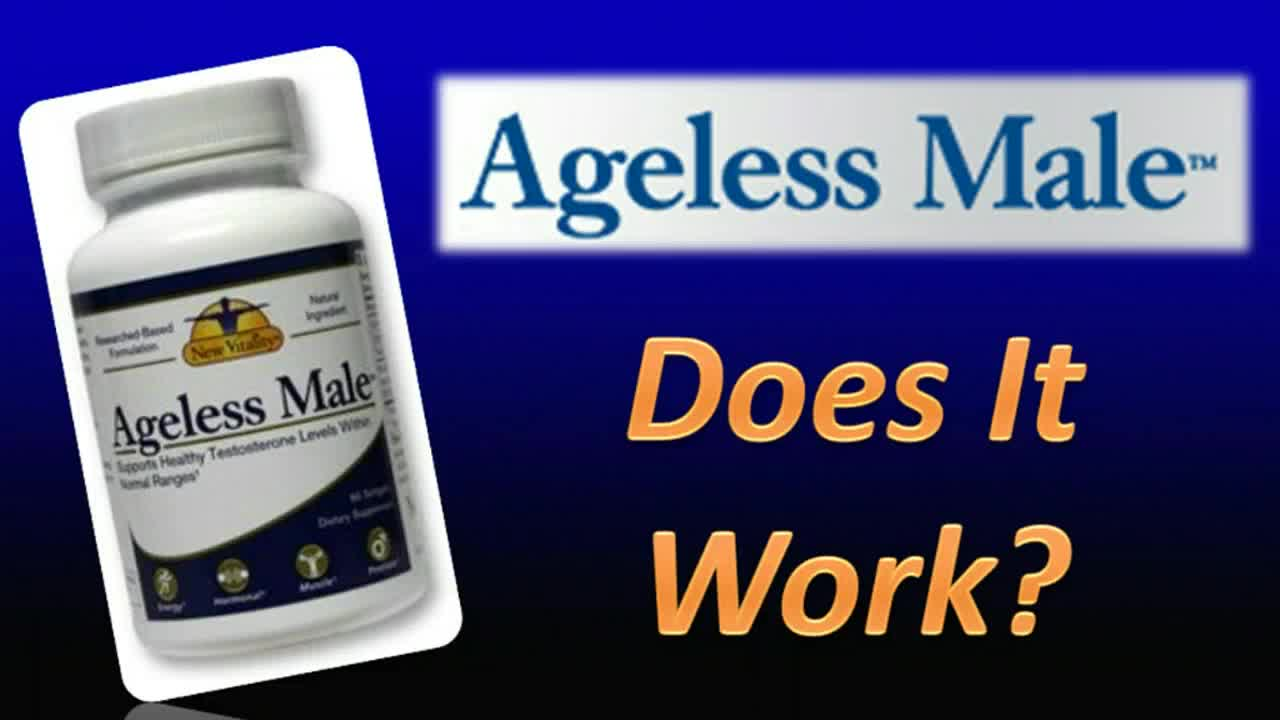 Ageless Male: Does It Work? Independent Ageless Male Reviews